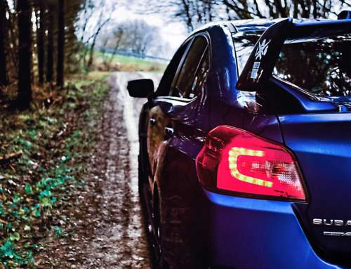 Subaru Impreza STi WRX – Dezember 2017